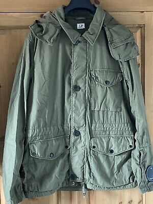 £300 • Buy Cp Company 50.3 Goggle Jacket With Watchviewer - BNWT Size 52