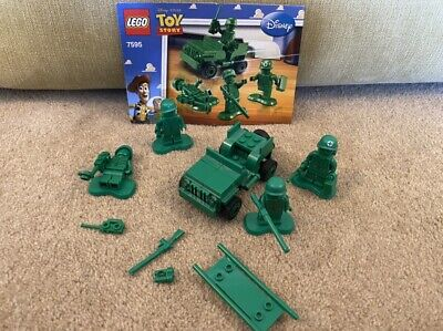 £19.99 • Buy LEGO Toy Story 7595 Army Men On Patrol Complete