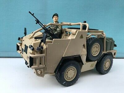 £9.99 • Buy HM Armed Forces Patrol Vehicle With HM Royal Marines Action Figure