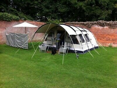 £260 • Buy Outwell Bear Lake 6 Tent