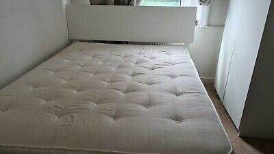 £75 • Buy Second Hand Double Bed With Matress Very Good Condition