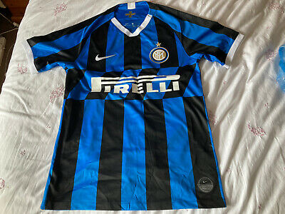 £20 • Buy New No Tags Inter Milan Small Home Football Shirt 2019-20 From Nike Website