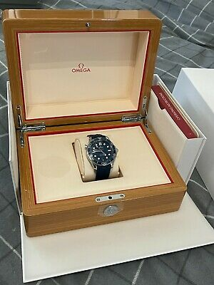 £3299.99 • Buy Omega Seamaster 300M 42mm 210.30.42.20.03.001 Blue Dial With Warranty 2020