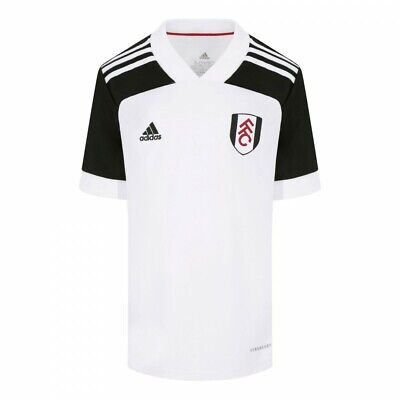 £7.99 • Buy Brand New Adidas Football Shirt Jersey Fulham FC Age 7-8 Home Kit 20/21