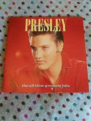 £3.99 • Buy Elvis Presley - All Time Greatest Hits (1997).