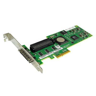 £25.53 • Buy LSI 20320ie Dell Ultra 320 SCSI PCI-Express X4 Controller DP/N: 0NU947