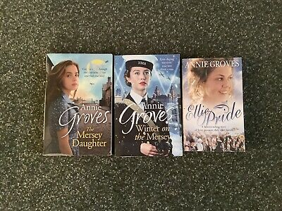 £10 • Buy Annie Groves Bundle Of 3 Books