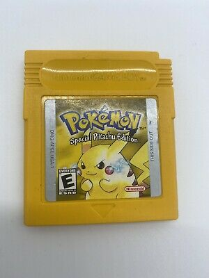 $46 • Buy Pokemon Yellow Version: Special Pikachu Edition (Game Boy, 1999) AuthenticSaves