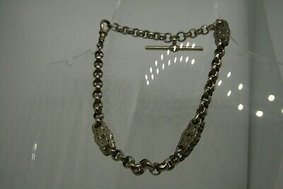 £25 • Buy Sterling Silver Fob Chain