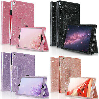 £1.99 • Buy Luxury Bling Glitter Leather Apple IPad Air 4th Gen 2020 10.9  (2020) Case Cover