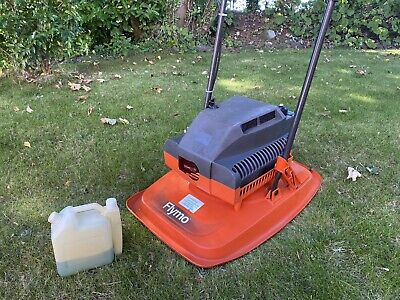 £159.99 • Buy Vintage Collectable Flymo Hover Mower 2 Stroke 38cm Blade Inc Mixing Bottle