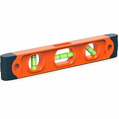 AU20.28 • Buy Presch Spirit Level Magnetic 230mm - Small, Unbreakable And Magnetic Torpedo
