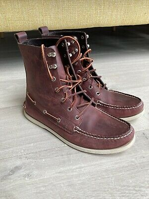 £21 • Buy Mens Sperry Top Sider Boat Shoes Boots. 9 UK