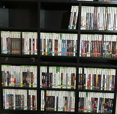 AU38.88 • Buy Microsoft Xbox 360 Games List *Select From Drop Down Box* Free Postage