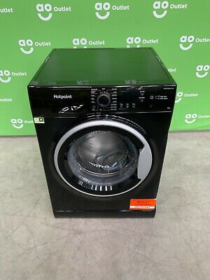 £190 • Buy Hotpoint NSWM843CBSUKN A+++ Rated D Rated 8Kg 1400 RPM Washing Machine #LF29338