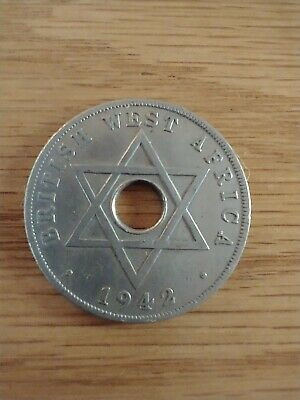 £1.75 • Buy British West Africa, 1942 One Penny