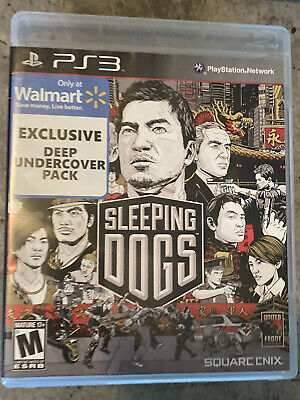 £8.79 • Buy Sleeping Dogs CIB (Sony PlayStation 3, PS3 Complete