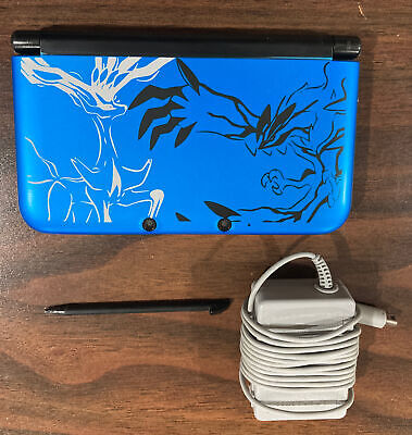 $229.99 • Buy Nintendo 3DS XL Pokemon X And Y Xerneas Yveltal Edition, 32GB SD, & Charger