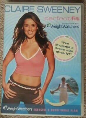 £0.50 • Buy Claire Sweeney - Perfect Fit Dvd