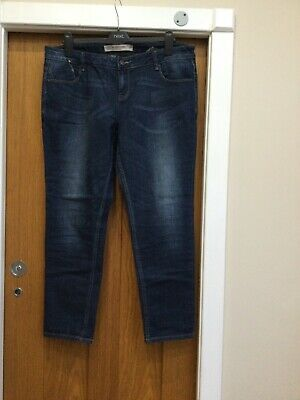 £9.99 • Buy Next Relaxed Skinny Jeans Size 16R