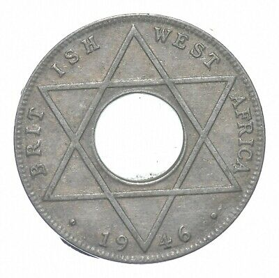 £0.08 • Buy Better - 1946 British West Africa 1/10 Penny - TC *979