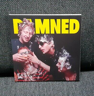 £8 • Buy The DAMNED Peel Sessions, Demos, In Concert 1977 Cd - Punk - Clash - Buzzcocks