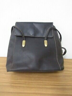 £25 • Buy Visconti Dark Brown Leather Backpack. New! In Excellent Unused Condition.