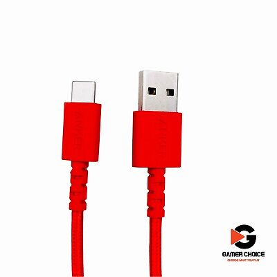 AU13.77 • Buy Anker - PowerLine Select+ USB-C To USB-A Cable 6-ft - Red