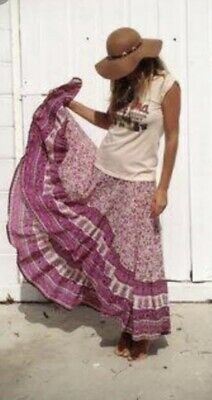 AU250 • Buy Spell And The Gypsy Castaway Skirt Gypsy Love Berry *RARE!