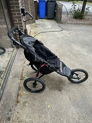 £210 • Buy Out�n�About Nipper Sport V4 Pushchair - Raven Black