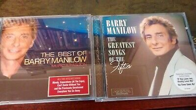 £2.99 • Buy Barry Manilow  Ultimate Greatest Very Best Hits Singles Collection - 20 Track Cd