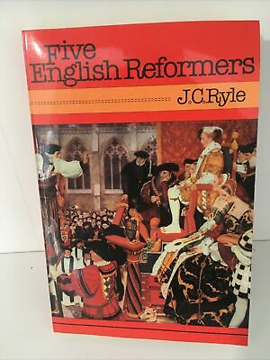 £2.29 • Buy Five English Reformers (Banner Of Truth, Paperback, 1999) J.C. Ryle