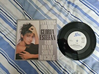 £1 • Buy Gloria Estefan / Anything For You /Anything For You (Spanish Version) 7  Single