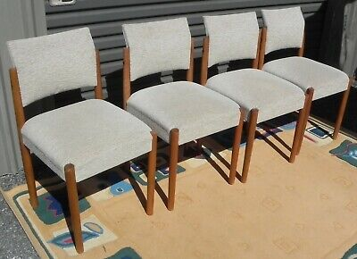 AU395 • Buy Mid Century Chiswell Set Of 4 Dinning Chairs