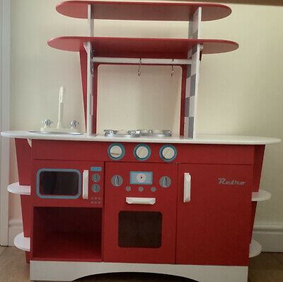 £50 • Buy Retro Wooden Kitchen Toy - Early Learning Centre ELC Collect DY10