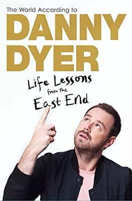 £4.40 • Buy The World According To Danny Dyer: Life Lessons From The East End - Signed Copy,