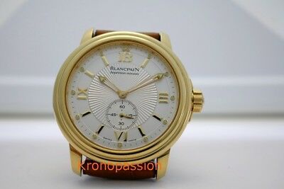 £40087.46 • Buy Blancpain Leman Minute Repeater Yellow Gold Limited Edition To 10 Pieces