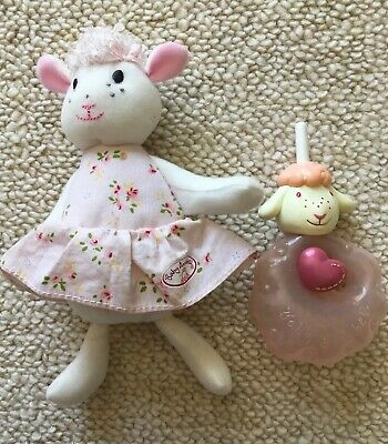 £12.99 • Buy Baby Annabell Dolls Fillable Sheep Bottle And Musical Sheep Toy . Fits 18 Zapf
