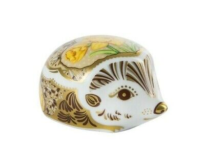 £70 • Buy Royal Crown Derby DAFFODIL HEDGEHOG Paperweight - New - 1st Quality - Boxed