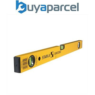 £39.95 • Buy Stabila 70-2 1800mm 180cm 72 Inch Spirit Level Double Plumb STB70272 Smooth Face