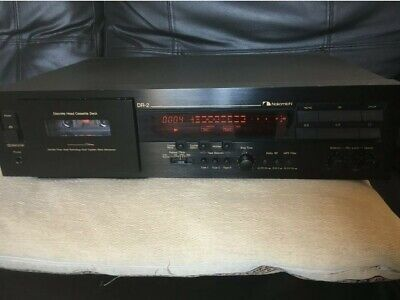 £399.95 • Buy Nakamichi DR2 - 3 Head Cassette Deck  - Made In Japan