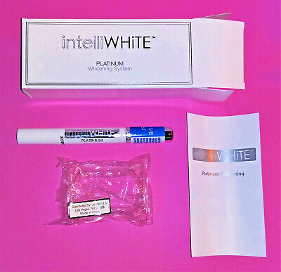 AU33.65 • Buy IntelliWHITE Tooth StainEraser Teeth Platinum Whitening Gel Pen & Mouth Guard