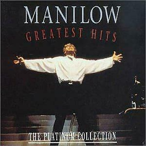 £2.13 • Buy Manilow: Greatest Hits, The Platinum Collection, Barry Manilow, Good CD
