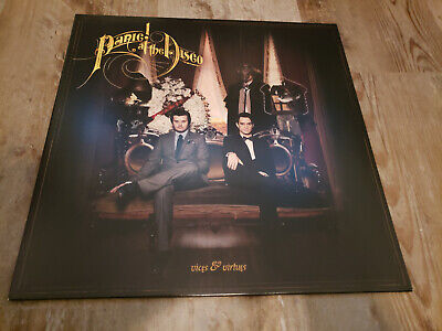 £13.02 • Buy Used Vices And Virtues By Panic At The Disco Vinyl