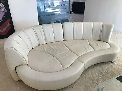 £2750 • Buy De Sede DS164 Cream Leather Sofa, Very Good Condition, Hardly Used. RRP £14,600
