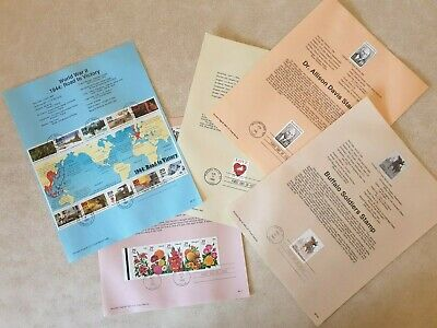 AU8.50 • Buy USA 1994 Commemorative Stamps On First-day-issue Souvenir Sheets