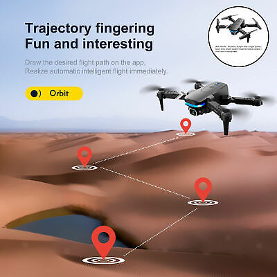 AU37.61 • Buy KY910 Foldable Drones Altitude Hold Helicopter For Outdoor Adults Boys Girls