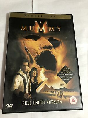 £2.05 • Buy The Mummy DVD (2000) Brendan Fraser, Sommers (DIR) Cert 15 Fast And FREE P & P