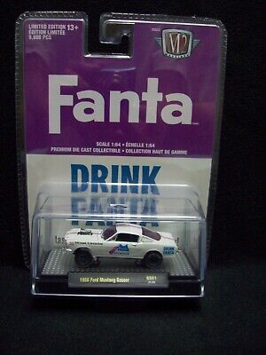 AU1.33 • Buy M2 Machines Fanta 1966 Ford Mustang Gasser Limited Edition.