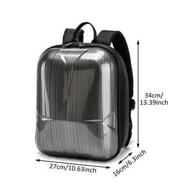 AU34.71 • Buy Travel Portable Backpack Drone Accessories Carrying Case For DJI Mavic Mini